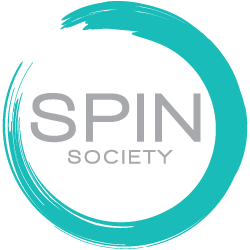 website design for Spin Society