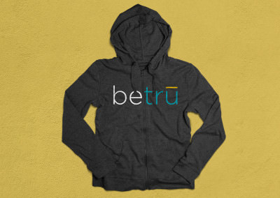 Apparel Hoodie Design for Trū Ride Cycle Studio
