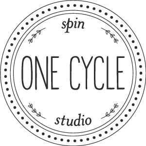 website design for One Cycle Studio, spin studio