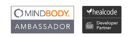 Mindbody & Healcode online schedule for Fitness Studios